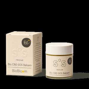BioBloom BIO SOS BALSAM 30 ML - balzsam - Kendertér