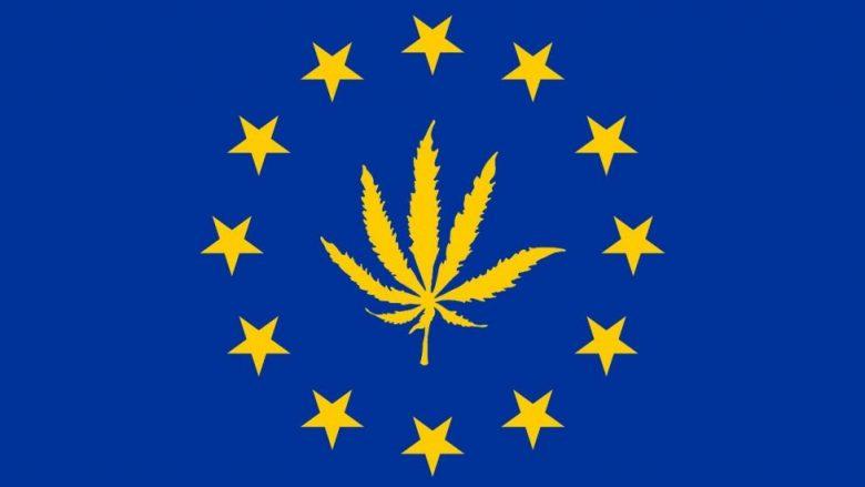 Kendertér - cannabis in europe