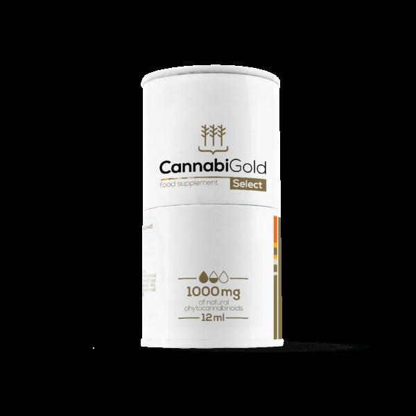 CannabiGold Select 1000 mg CBD