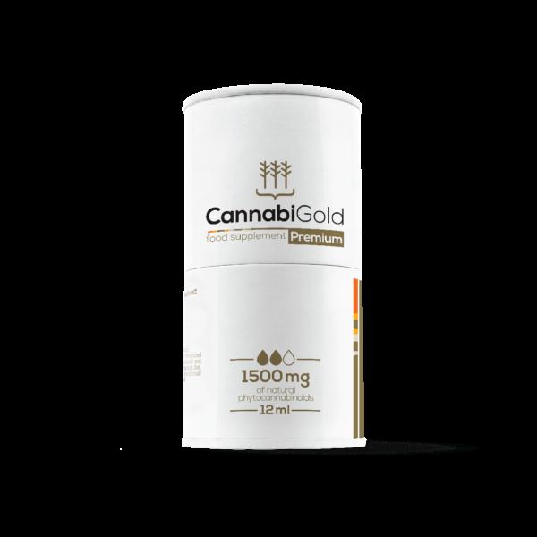 CannabiGold Prémium 1500 mg CBD