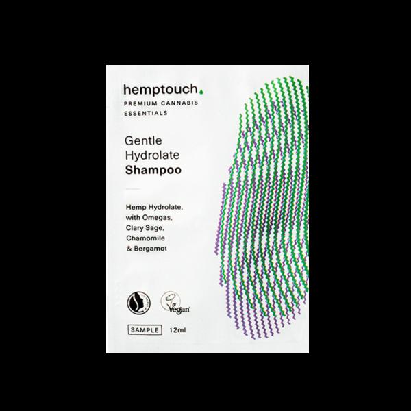 GYENGÉD HIDROLÁTUM SAMPON / Gentle Hydrolate Shampoo