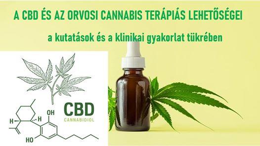 Kendertér - A CBD és az orvosi cannabis preventív és terápiás lehetőségei - 86806627 1563152803861683 6305875751400898560 o