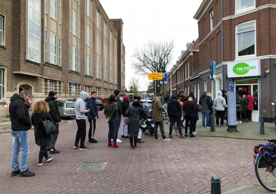 Kendertér - Tömegek álltak sorban fűért Hollandiában - 7Qg3h2QWNPxD132jjs