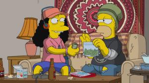 Homer és Marge legális kannabiszt árulnak a legújabb Simpsons epizódban
