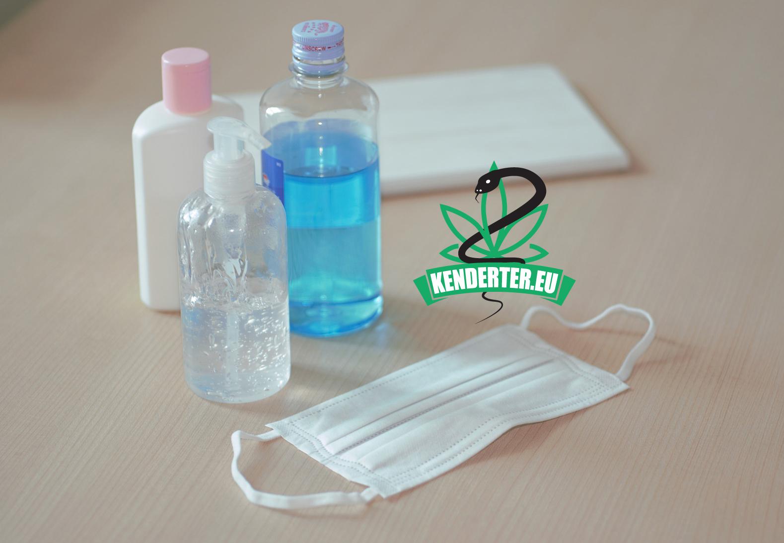Kendertér - A kannabiszvállalatok maszkokkal, védőöltözetekkel és kézfertőtlenítőkkel járulnak hozzá a COVID-19 elleni küzdelemhez - kannabisz vedofelszereles