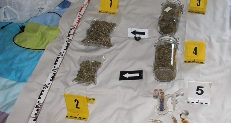 Kendertér - Több mint fél kiló marihuána - kép1 293 0 751x400