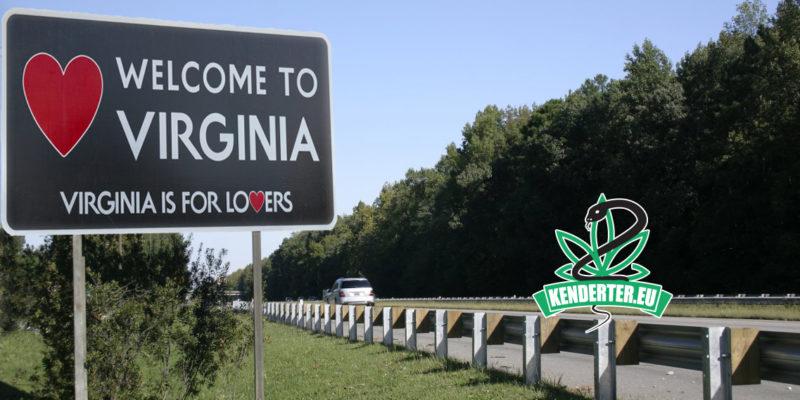 Kendertér - Virginia legalizálta az orvosi kannabiszt és dekriminalizálta a kannabisz birtoklását - virginia kannabisz 800x400