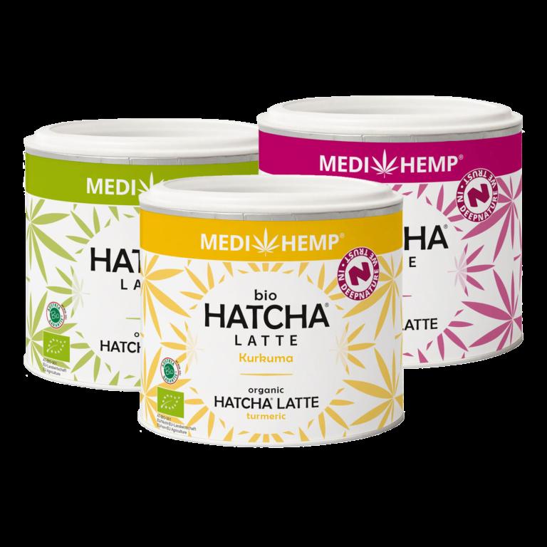 MediHemp Bio HATCHA® Latte