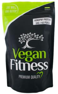 Vegan Fitness Kender fehérje 1kg