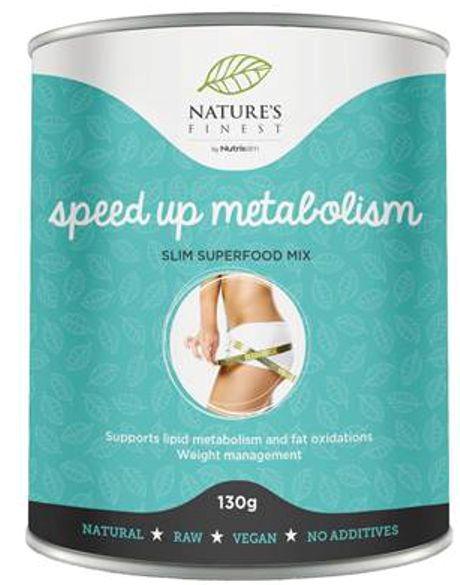 Nutrisslim - Speed Up Metabolism 130g