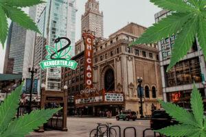 Illinois 52 millió dollárnyi kannabisz adóra tett szert a legális értékesítés első hat hónapjában