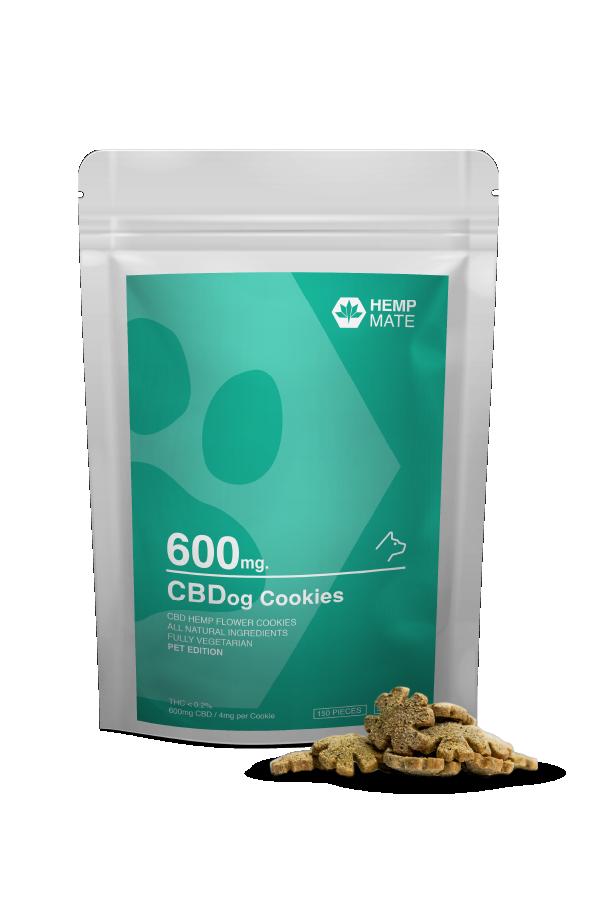 HEMPMATE CBDog Cookies