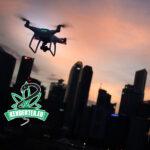 A drón ami több száz csomag kannabiszt dobott le Izraelben ingyen