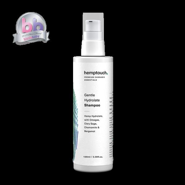 GYENGÉD HIDROLÁTUM SAMPON / Gentle Hydrolate Shampoo (100ml)
