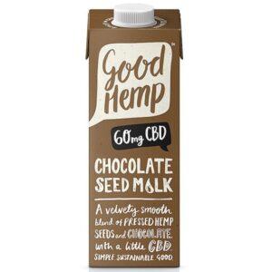 Kendertér - CBD ChocolateSeedMilk1l GoodHemp 300x300