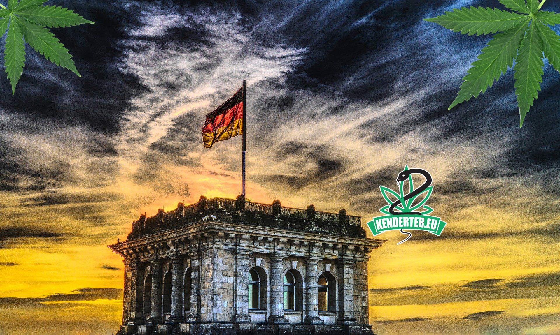 A CBD hozzáférésének javítása további politikai támogatókat szerzett Németországban az Európai Bíróság döntését követően