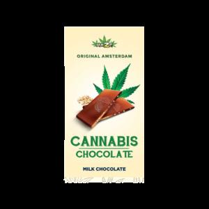 HaZe kendertejcsokoládé - Kendermag - Kenderolaj - CBD