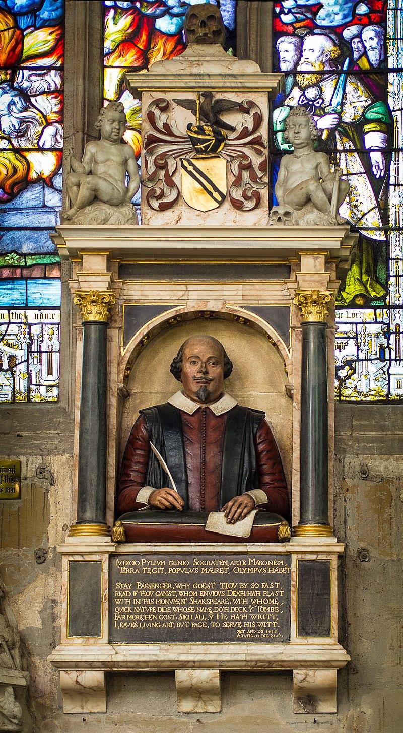Shakespeare-temetkezési emlékmű - Kendertér