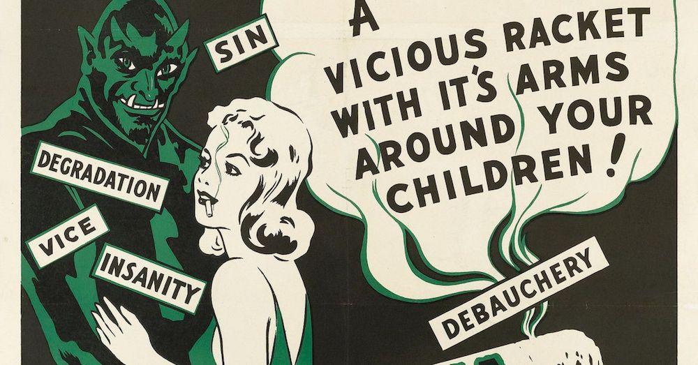 Bűn, degradáció, ördögök, őrültség, csalódás – A győztes rakéta, gyermekeidet átölelő karokkal