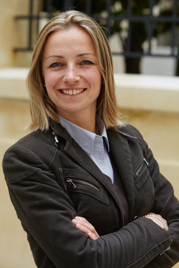 Az EIHA ügyvezető igazgatója, Lorenza Romanese.