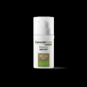 CannabiGold – Beauty szérum –zsíros, vegyes, aknéra hajlamos bőrre (30 ml // 150 mg CBD)