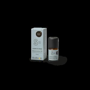 BIO aromaterápia kender terpénekkel - Az alvás illata 5ml