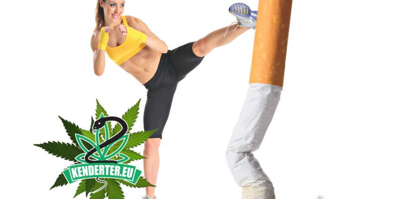 Vajon segíthet a CBD leszokni a dohányzásról?