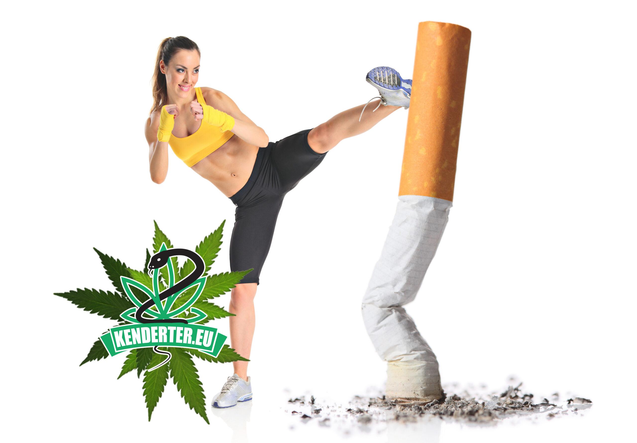 hogyan lehet maga leszokni a kannabisz dohányzásáról