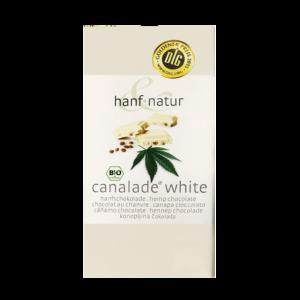 Canalade Bio Organikus Kender Fehér Csokoládé