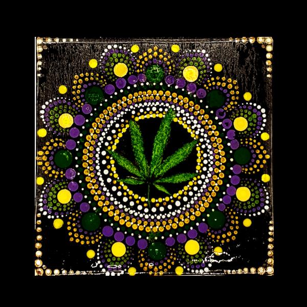 Lussy Kannabiszos Csempe 2021-0002
