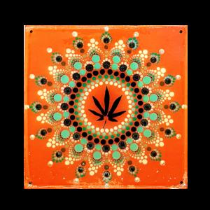 Lussy Kannabiszos Csempe 2021-0005