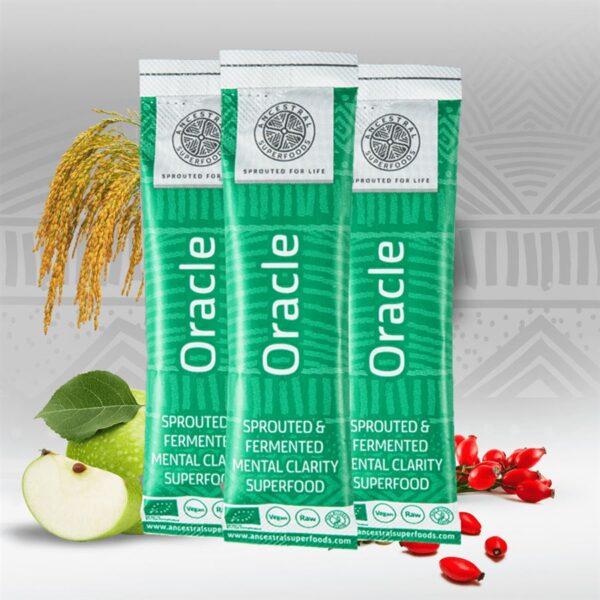 Ancestral Superfoods Oracle BIO - kenderélelmiszer - Kendertér