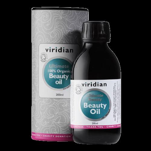 Viridian 100% Organikus Omega 3:6:9 Szépségolaj - kenderélelmiszer - Kendertér