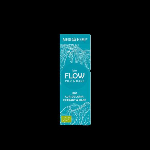 Medihemp Bio FLOW Auricularia & Kender kivonat