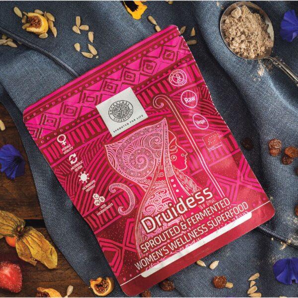 Ancestral Superfoods Druidess BIO - szuperélelmiszer - Kendertér