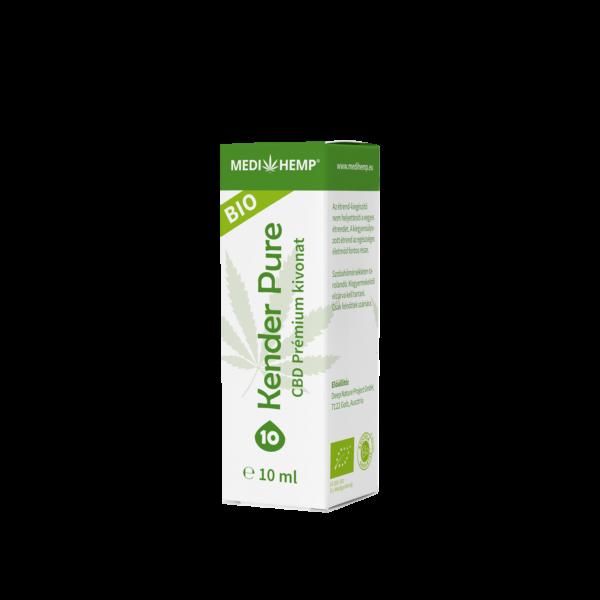 Medihemp Bio Hanf Pure 10%